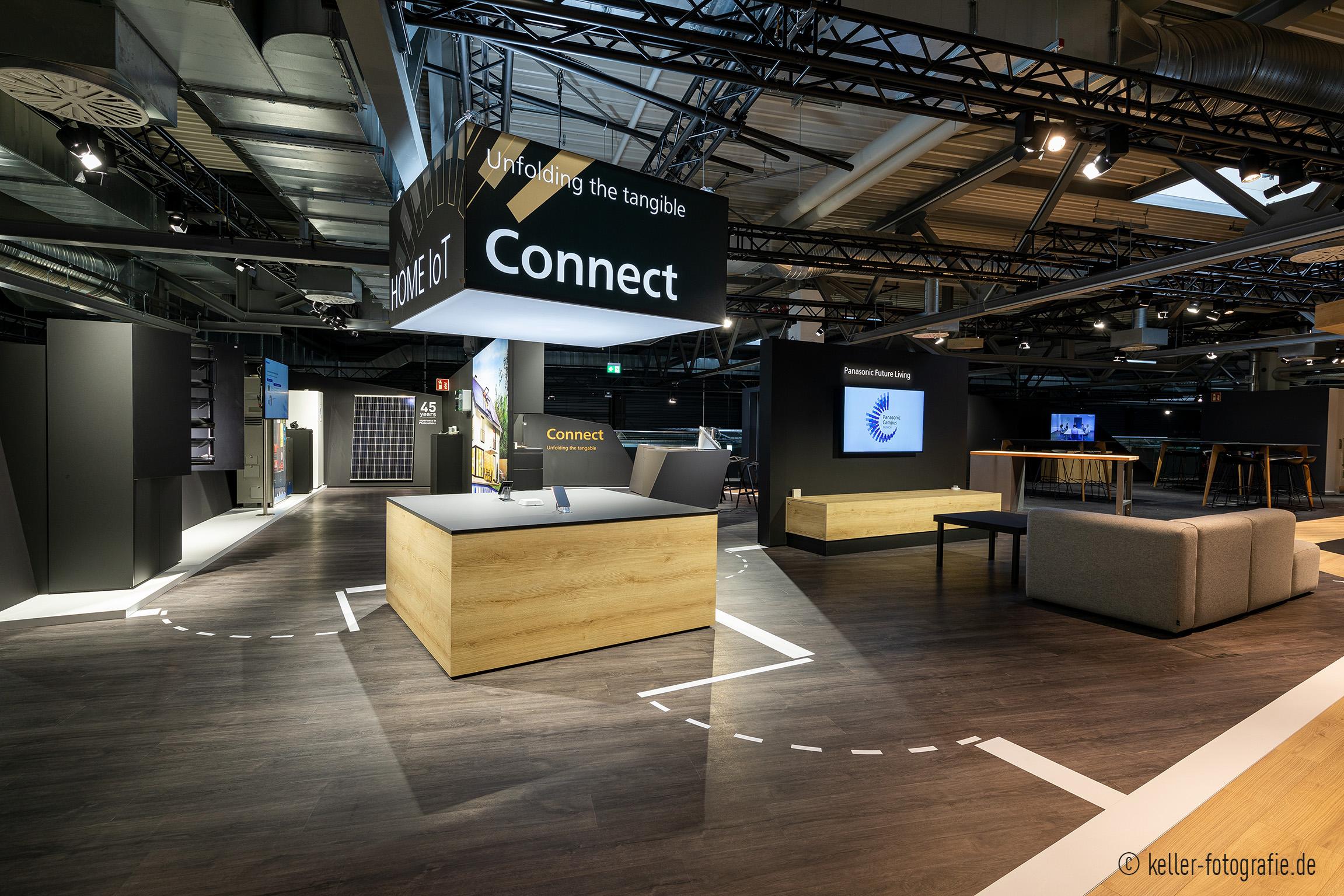 Panasonic Campus Ottobrunn Munich Home IoT