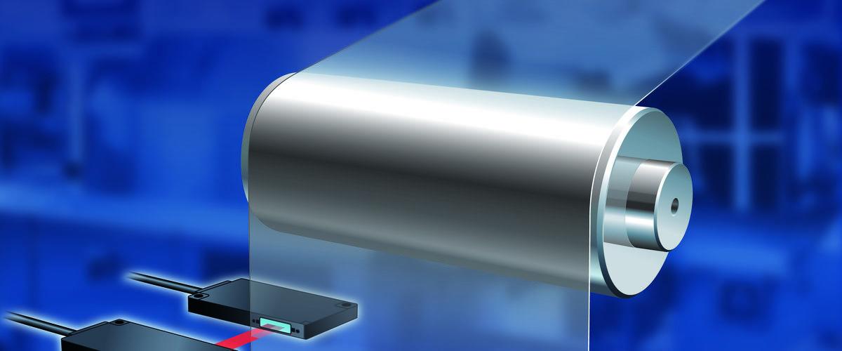 Optical laser micrometers HG-T series