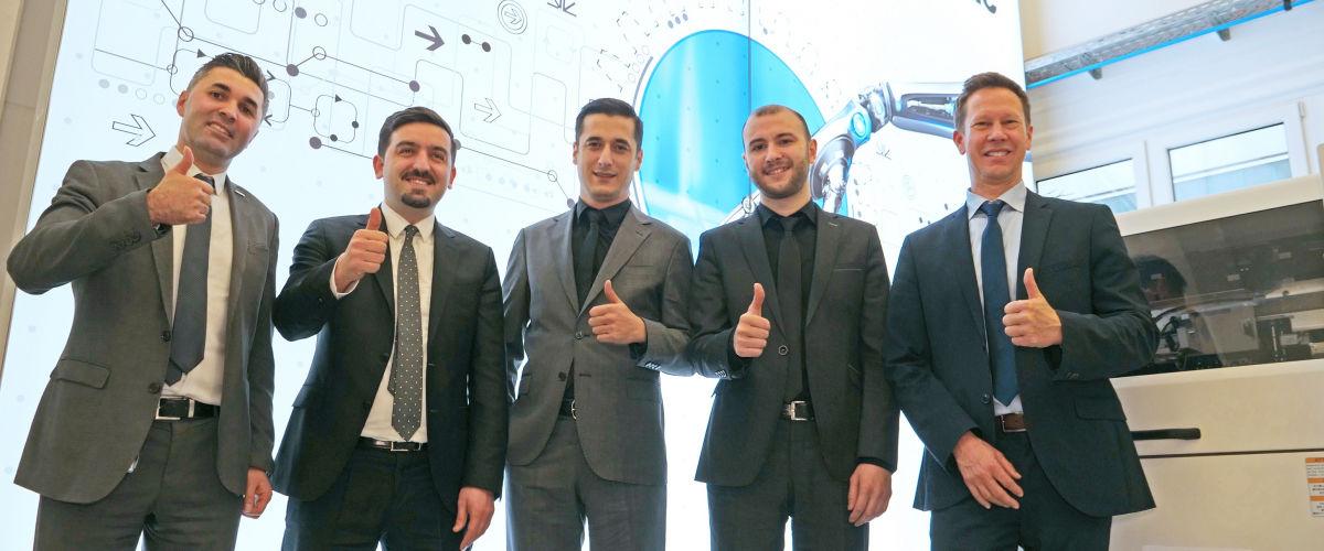 Partnership with distributor Ankatek