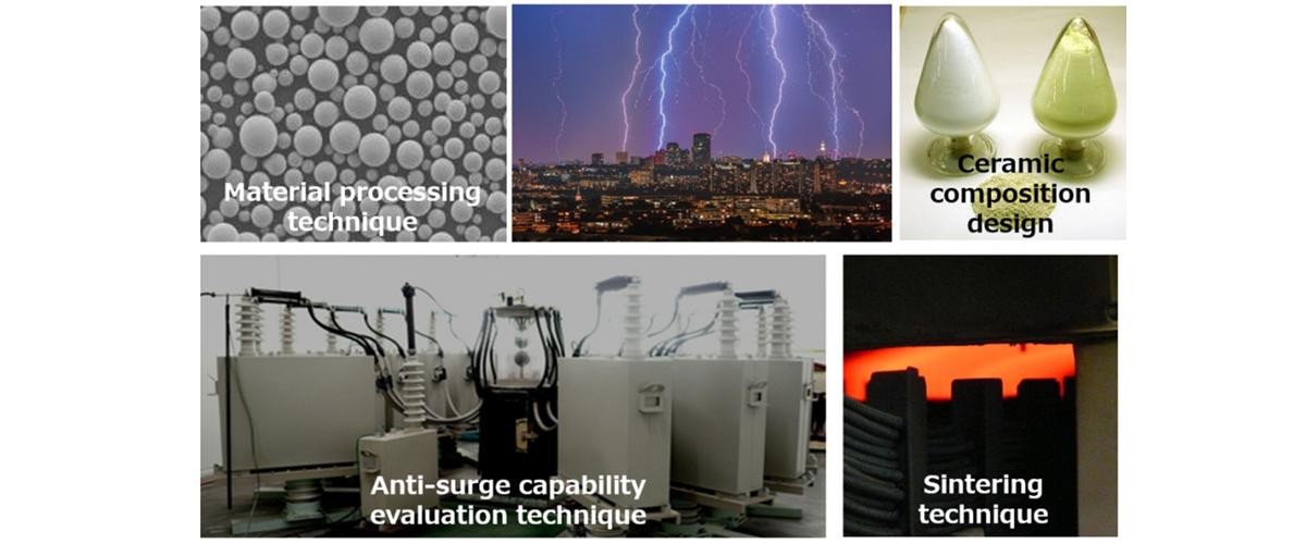 circuit protection ZNR MOV Varistor reliability performance
