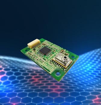 sensor grid-eye demo
