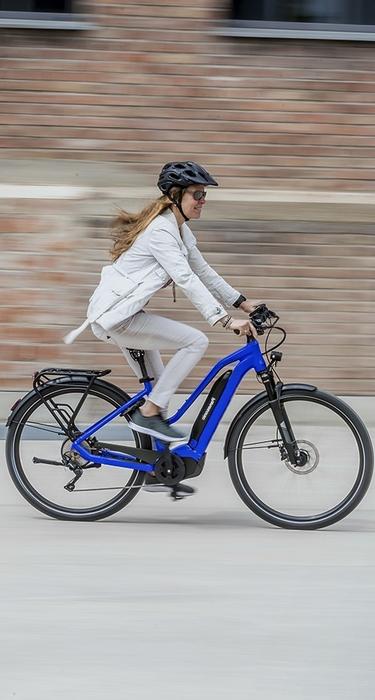 e-bike Urban GX Power mood image