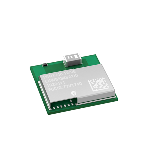 WIRELESS PAN1740A Bluetooth Low Energy v4.2 Module