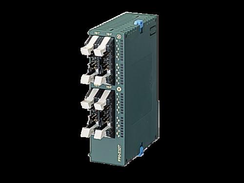FP0R control units F type