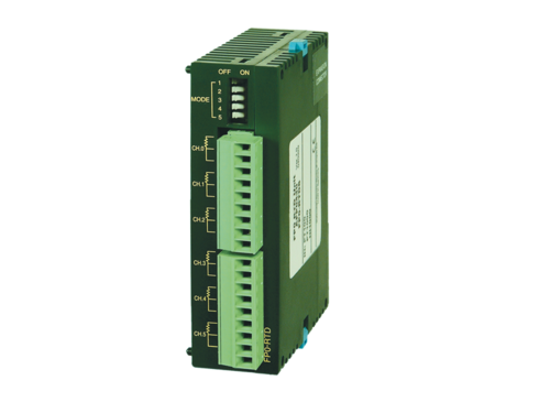 FP0R RTD input unit