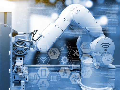 Application industrial automation