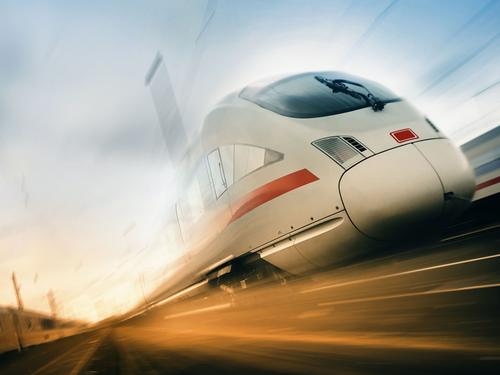 Application transportation train