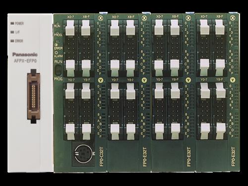 Compact PLC FP-X FP0 expansion unit connection adapter