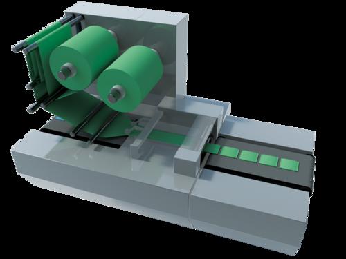 Compact PLC FP-XH control of cam mechanism