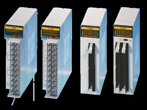 Premium PLC FP2SH output modules