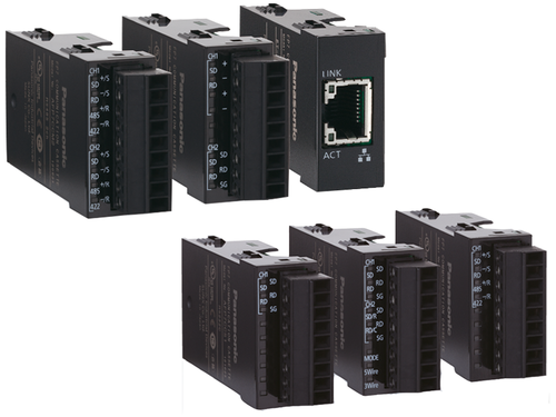 Premium PLC FP7 communication cassettes