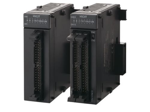 Premium PLC FP7 high-speed counter unit