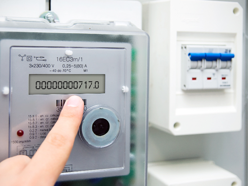 DE power relay home automation