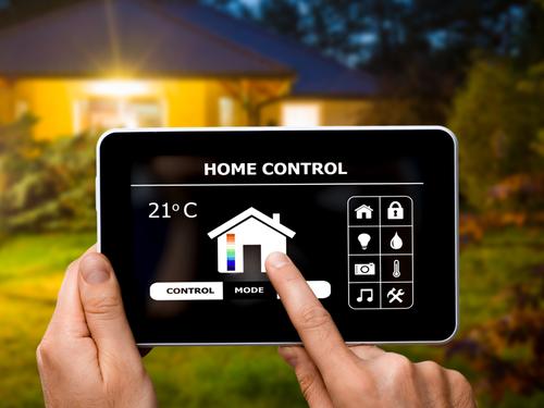 DK power relay smart home