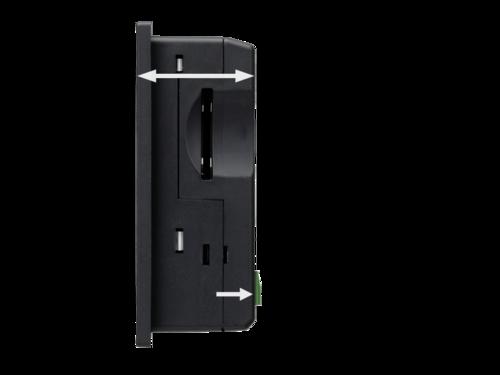 HMI GT05 Ultra-thin body