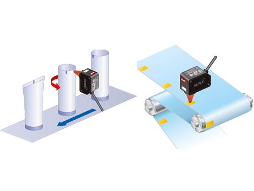 Mark sensor LX-100 applications