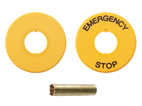 Accessories for emergency stop and EMO switch SG-E1