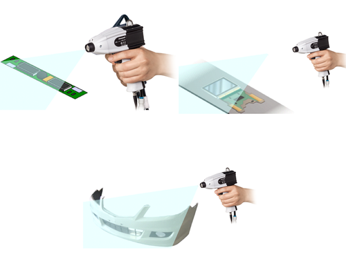 EC-G02 ionizer applications