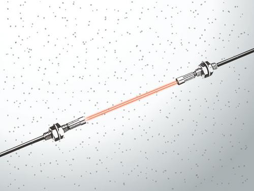 FX550 Easy beam axis adjustment