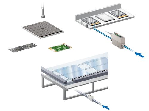 FM-200 flow sensor applications