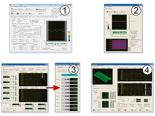 HL-D3 measurement sensor Setup and monitoring software HL-D3SMI