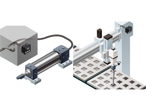 DP-0 pressure sensor applications