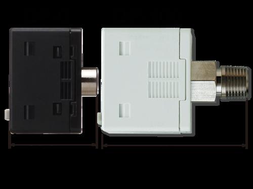 DP-0 pressure sensor Compact & lightweight design