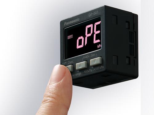 DP-0 pressure sensor Functional design