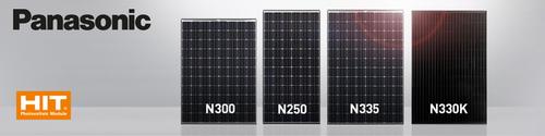 Panasonic new HIT modules
