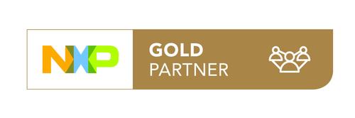 NXP Partner Program Gold Logo