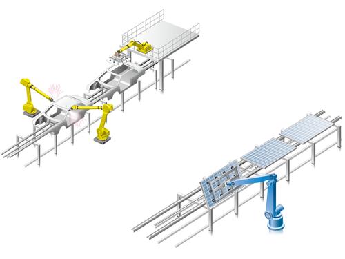 HG-C1000L measurement sensor with IO-Link applications