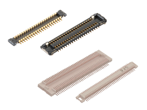 Board-to-FPC connectors