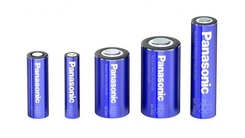 Nickel-metal hydride batteries