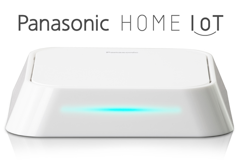 home-iot product front logo