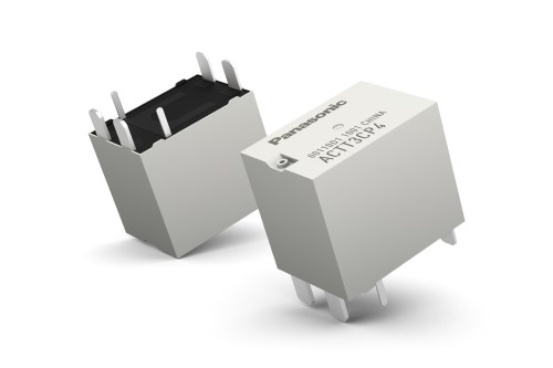 Panasonic Industry introduce Learn more on the TT automotive relays series