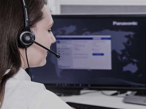 Hotline support