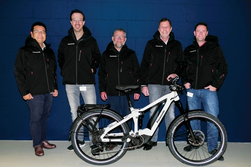 Panasonic Cycle Technology_Team Munich