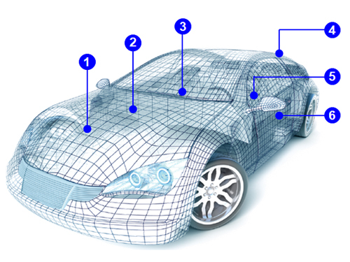 circuit-protection multilayer-varistors Automotive-equipment