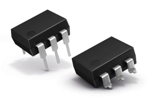 The new Panasonic Industry 1FormA AQV209G PhotoMOS® relay.