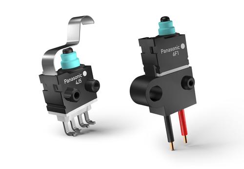 Micro-switch series ASQMR