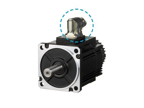 MINAS A6 400V servo motors IP67 degree of protection