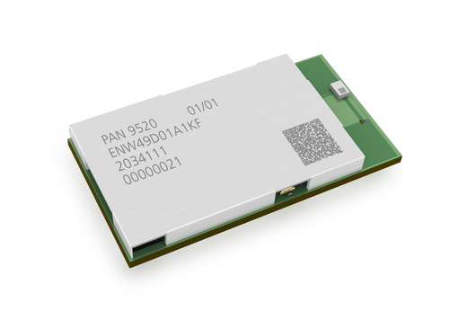 PR Wireless Connectivity PAN9520