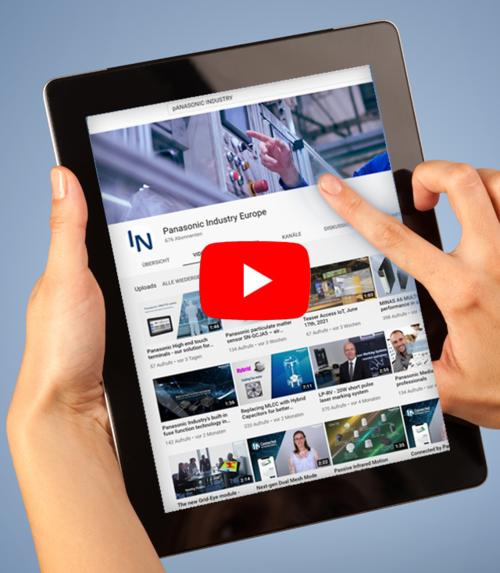 Youtube videosfor machine and laboratory testing
