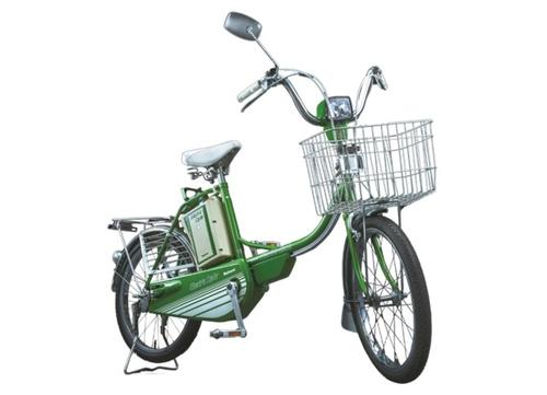 First Panasonic e-bike