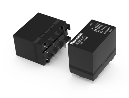 Components power relays he-r