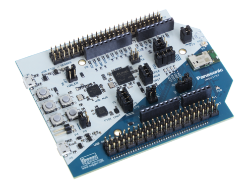 New Evaluation Board for PAN1780 with Arduino form factor