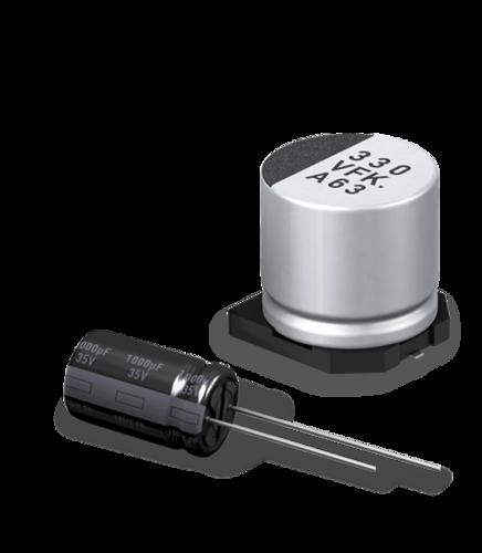 capacitor lytic shadow