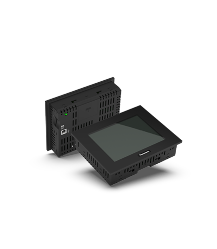 GT32-E touch terminal shadow
