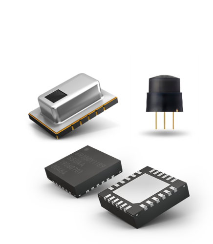 sensors components shadow