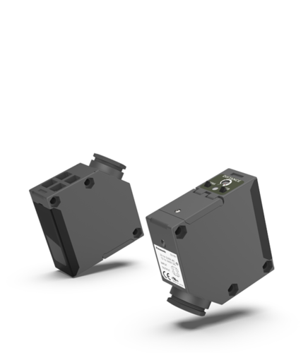 EQ-500 photoelectric sensor shadow
